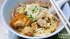 曼谷老虎麵(Tor Rung Roj Fish Noodle)