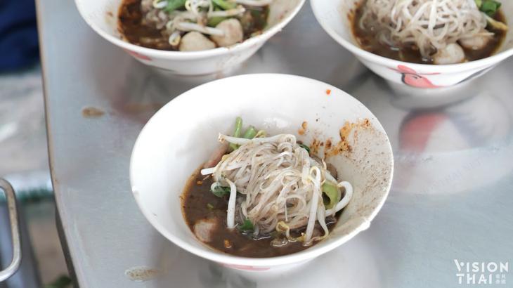 船面(船粿条)是知名的泰国美食之一(VISION THAI看见泰国)