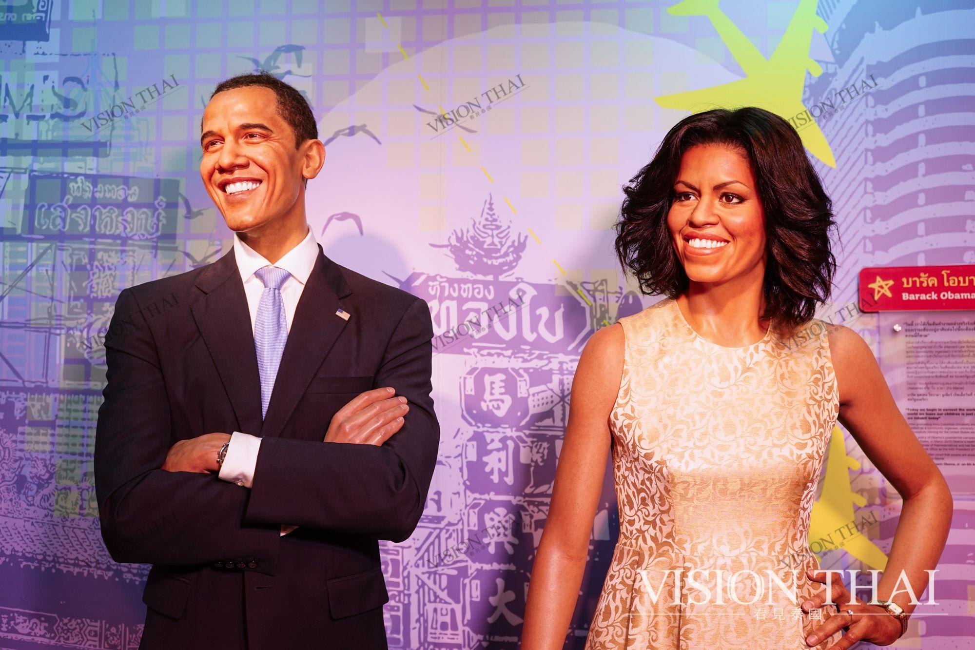 曼谷自由行|暹罗商圈3大必去室内景点:曼谷海洋世界、杜莎夫人蜡像馆、百丽宫影城