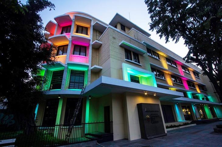 曼谷拉差丹农现代艺术中心