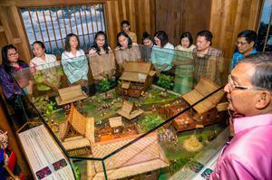 拉達那哥欣展示廳(Rattanakosin Exhibition Hall)