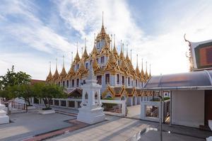 曼谷金屬宮殿