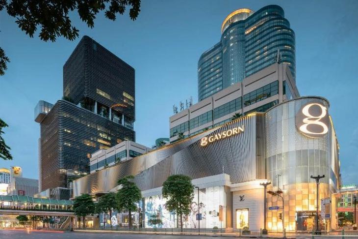 曼谷盖颂生活购物商城