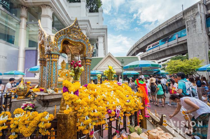 曼谷四面佛梵天