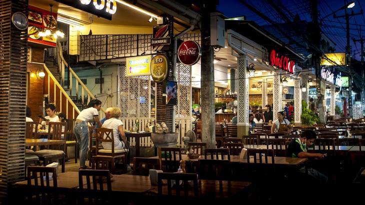 华欣夜市(图片来源:Hua Hin Night Market)