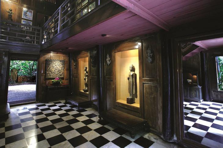 曼谷金湯普森博物館
