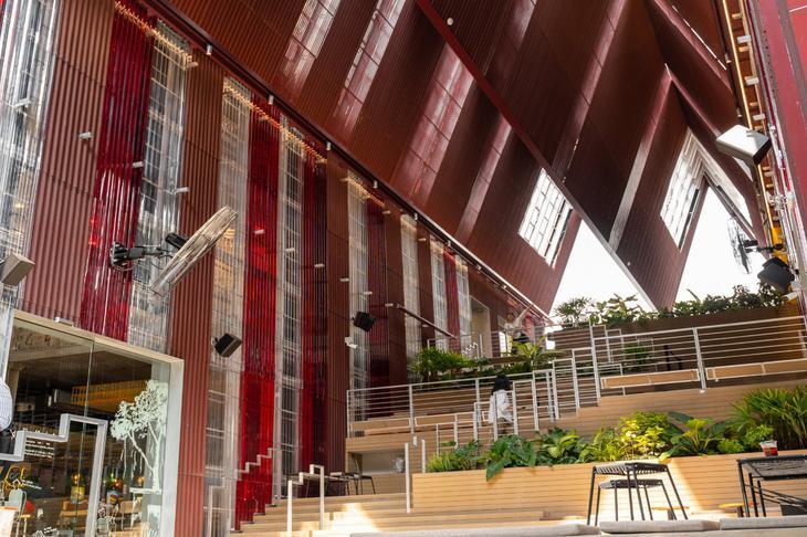 莎拉當生活商城是曼谷文青新景點(官網圖片)