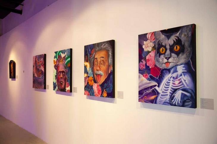 曼谷藝術文化中心BACC被譽為是曼谷藝術家故鄉(官網圖片)