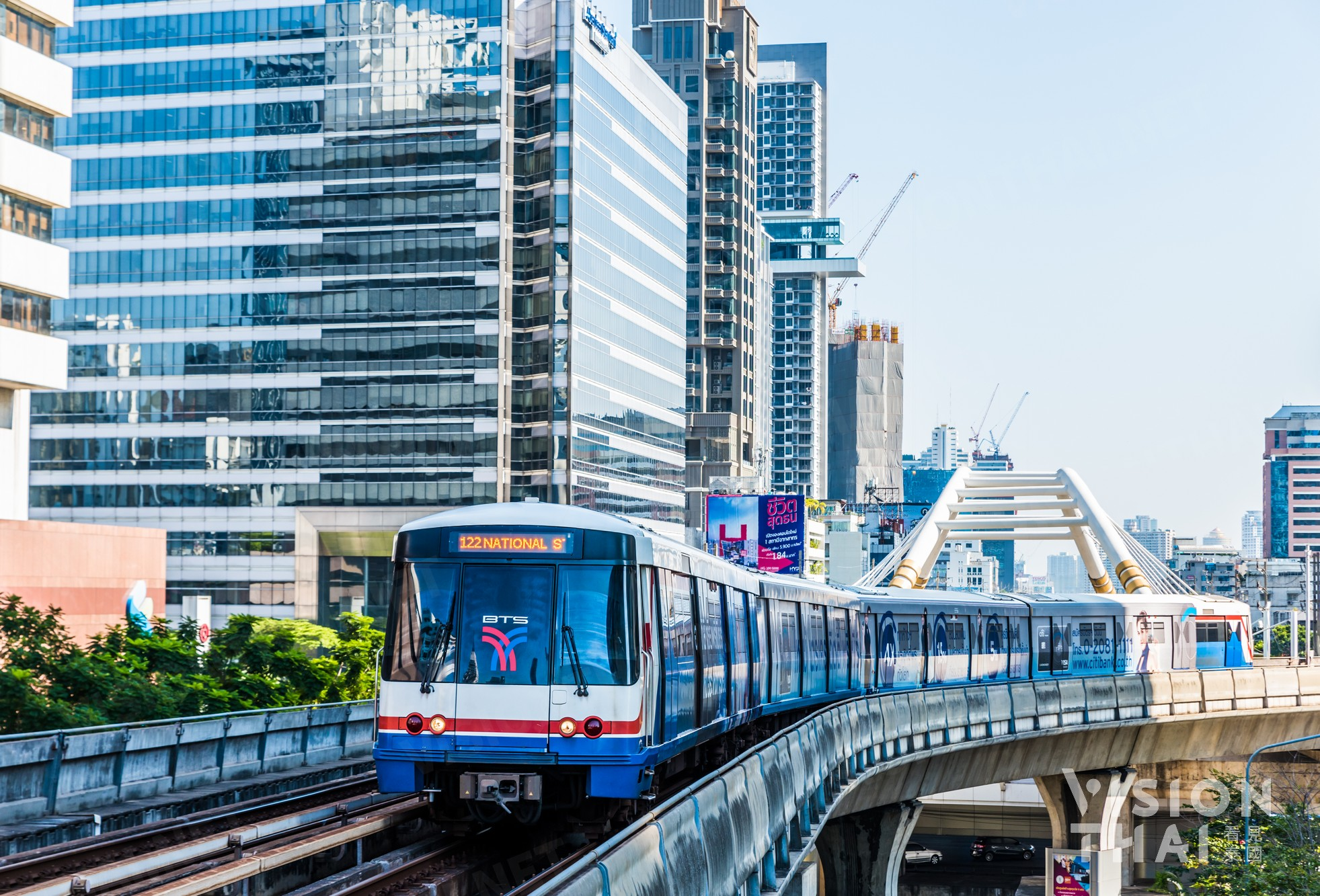 曼谷自由行|玩遍曼谷捷運BTS景點(Silom是隆線/深綠線篇)
