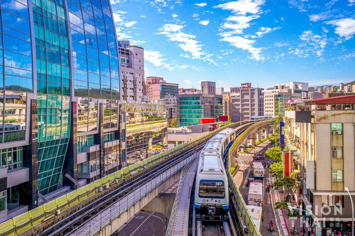 曼谷捷运是玩曼谷景点最方便的交通方式(示意图:VISION THAI看见泰国)