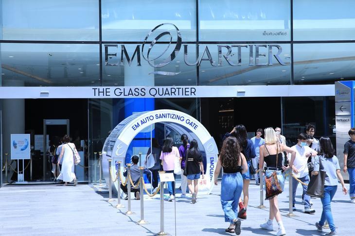 EmQuartier是曼谷必逛购物中心之一(官网图片)