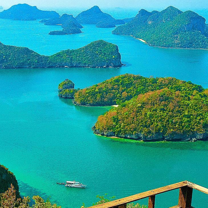 蘇美島最佳旅遊季節為12月中旬至次年4月(圖片來源:TAT泰旅局)